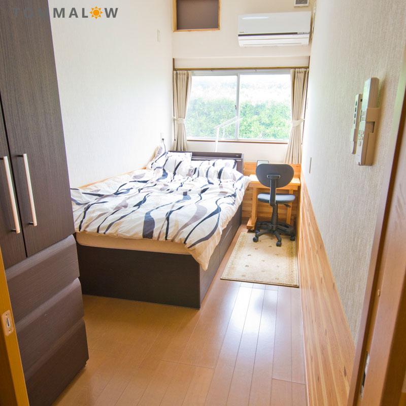 種子島宿泊シングル部屋